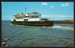 PEI M.V. LORD SELKIRK Ferry Service between Prince Edward Island and Caribou, NS