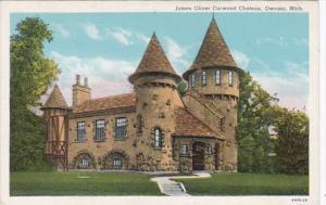 Michigan Oswosso James Oliver Curwood Chateau Curteich