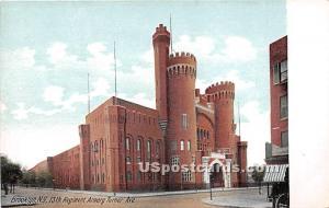 13th Regiment Armory Turner Ave Brooklyn NY Unused