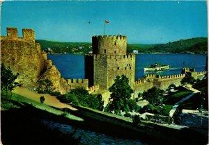 CPM AK Istanbul Le Chateau-fort de Rumeli TURKEY (844017)