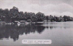 New Jersey Lindys Lake Part of West Shore Dexter Press
