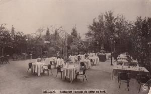 RP, Hotel Du Nord, Restaurant, Milan, Italy, 00-10s
