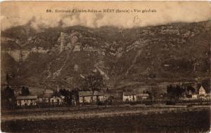 CPA Env. d'AIX-les-BAINS - Mery - Vue générale (438467)