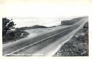 Scene along the Oregon Coast by 1949 Sawyers Real Photo