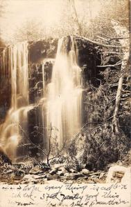 South Sterling Pennsylvania Glen Falls Real Photo Antique Postcard K670888