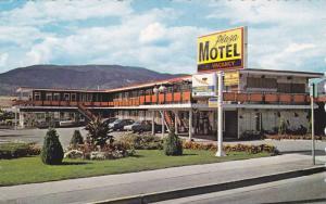 Plaza Motel , PENTICTON , B.C. , Canada , 40-60s