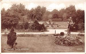 People's Park, Grimsby Photo Brown Lincolnshire