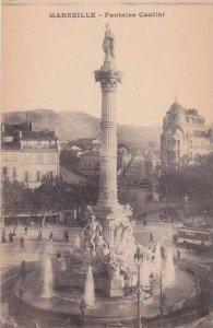 France Marseille Fontaine Cantini