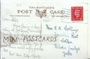 Genealogy Postcard - Collinge - Traveller's Rest - Hebden Bridge - Yorks - 8986A