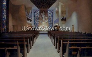 St. Mark's Lutheran Church in Charlotte, North Carolina