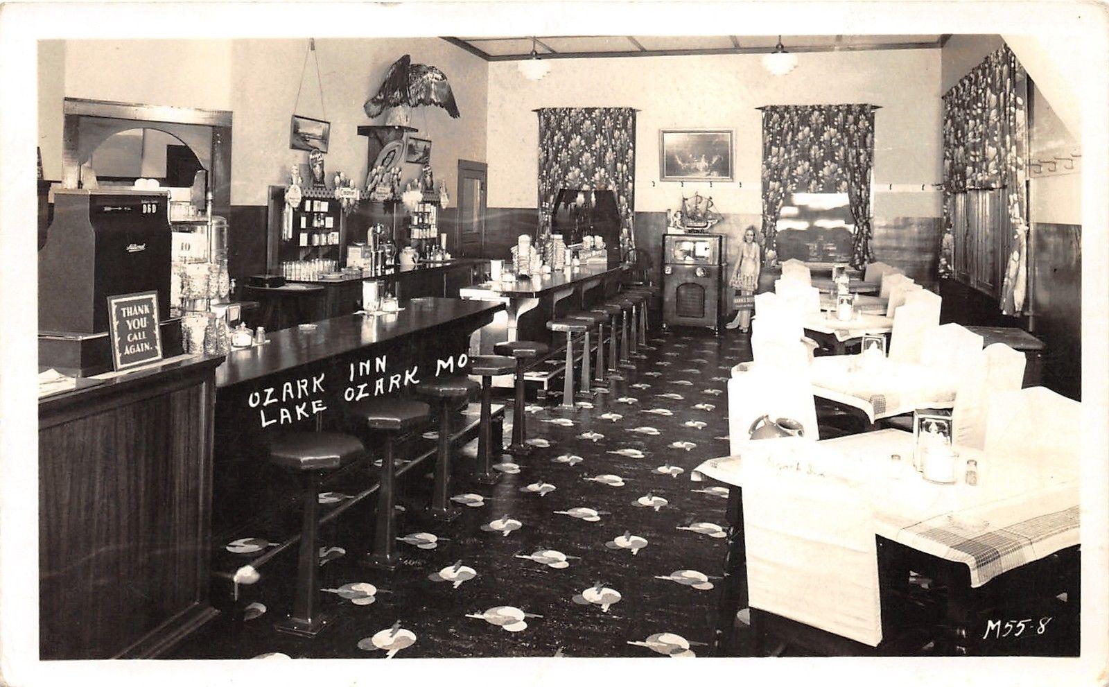 Lake Ozark Missouriozark Innrestaurantvintage Cash Register1930s