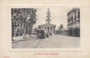 CALCUTTA ,  India , 00-10s ; St Andrew Church
