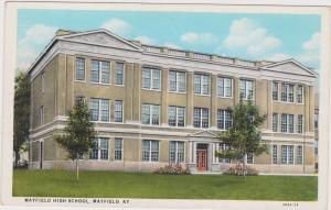 Mayfield High School, MAYFIELD, Kentucky, 00-10s