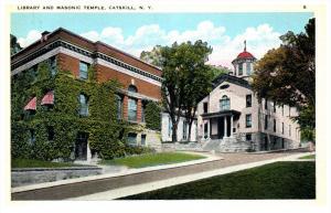 18843    NY  Catskill   Library and Masonic Temple
