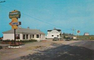 CHPLAN , Quebec , Canada , 1986 ; Restaurant Ruisselet