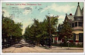 TN - Chattanooga. Oak Street