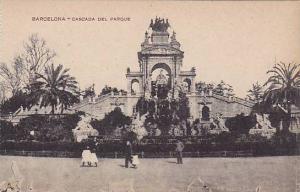 Barcelona , Spain , 00-10s : Cascada Del Parque