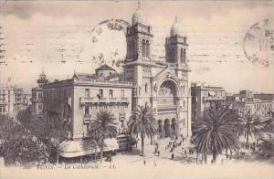 Tunisia Carthage La Cathedrale 1922