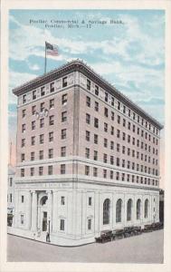 Michigan Pontiac The Pontiac Commercial & Savings Bank