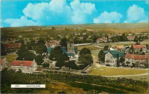 View of Goathland Scarborough Yorkshire England UK
