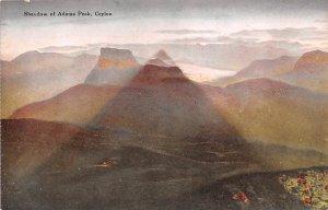 Shadow of Adams Peak Ceylon, Ceylan Unused