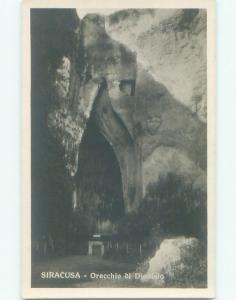 old rppc NICE VIEW Siracusa - Syracuse - Sicily Italy i2830