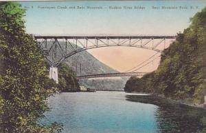 Popolopen Creek And Bear Mountain Hudson River Bridge Bear Mountain Park New ...