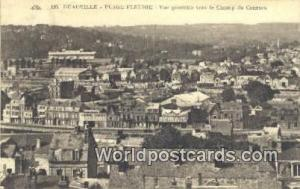 Deauville, France, Carte, Postcard Champ de Courses Deauville Champ de Courses