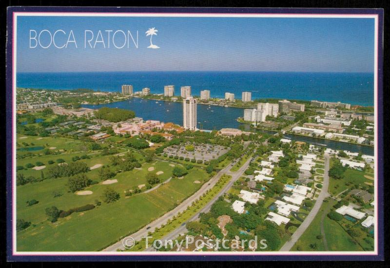 Boca Raton Hotel and Golf Course