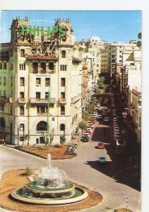 Postal 032367 : Ceuta. Plaza General Galera y Calle Jose Antonio