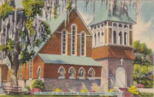 Mississippi Biloxi Church Of The Redeemer 1942