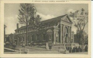 Woonsocket, R.I., St. Anthony Catholic Church