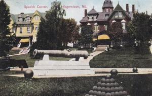 HAGERSTOWN, Maryland, 00-10s; Spanish Cannon