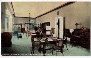 Casino Reading Room, Saratoga Springs NY