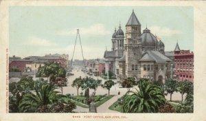SAN JOSE, California, 1901-07; Post Office