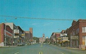 CRYSTAL FALLS , Michigan , 1950-60s ; Superior Avenue