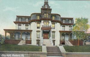 EASTON, Pennsylvania, 00-10s ; City Hall