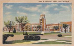 Michigan Lansing The J W Sexton High School