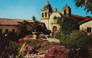 California Carmel Mission
