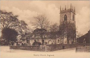 Massachusetts Plymouth The Bawtry Church England Albrtype