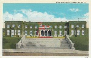 NEW KENSINGTON , Pennsylvania, 1910-30s ; Aluminum Club