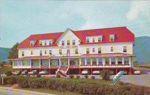 Canada Quebec Carleton sur Mer Hotel Des Sables Rouges