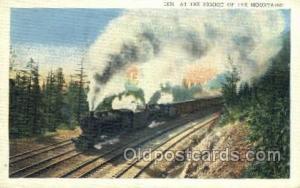 Train Railroad Station Depot Postcards Post Cards