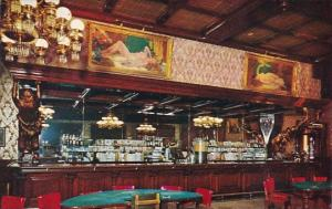 Nevada Las Vegas The Million Dollar Golden Nugget Gambling Hall Saloon And Re...