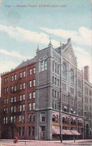 Masonic Temple Cleveland Ohio 1911