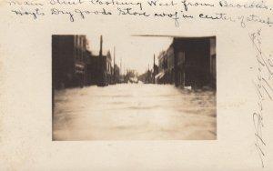 RP: WASHINGTON , North Carolina , 00-10s Main Street Flooded