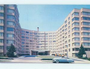 Pre-1980 HOTEL SCENE Washington DC AE1155