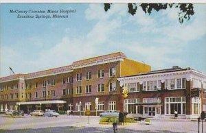 Missouri Excelsior Springs Mccleary Thornton Minor Hospital