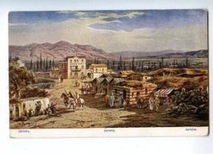 144710 Palestine JERICHO Vintage postcard