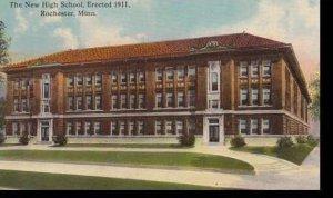 Minnesota Rochester New High School